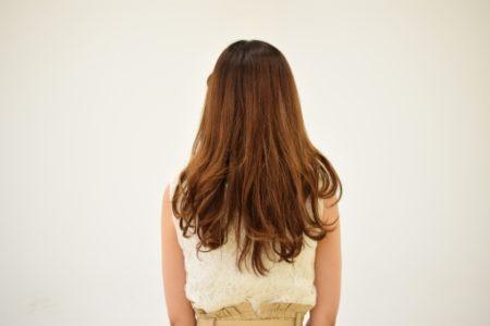 パサパサ髪をキレイにする