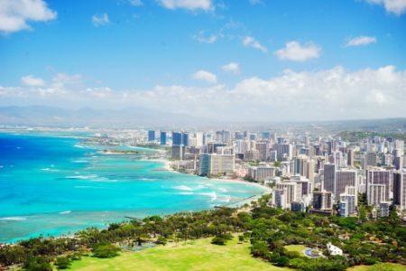 ハワイにほぼ無料で